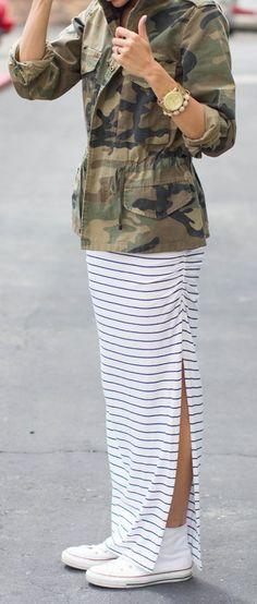 Stripes & Camo
