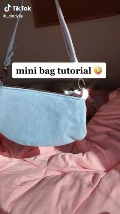 Diy Clothes Design, Diy Fashion Hacks, Diy Crafts Hacks, Diys, Bag Patterns To Sew, How To Make Clothes, Clothing Hacks, Fashion Sewing, Sewing Techniques