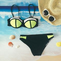 Say hello to your new bikini swimwear. Dress it up and you'll be comfy and sexy. Discover more at OASAP!