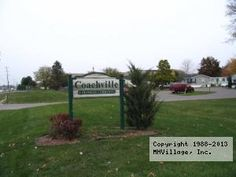 Coachville Mobile Park In Ypsilanti MI Via MHVillage