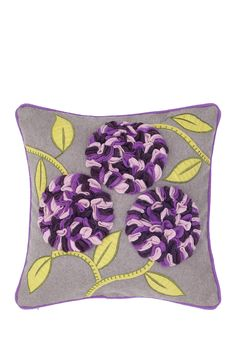 Floral Pillow by Rizzy on @nordstrom_rack