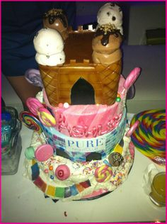 Cool Birthday Cake Design for Teens Pictures
