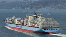 China News: Shenzhen to overtake HK as 3rd-busiest port. Shēnzhèn gǎng jīnnián dì sān. Shēnzhèn 港  今年  第  三 。More on: http://www.gurulu.com