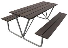 Park Picnic Tables - Sunperk Site Furnishings www.sunperk.ca