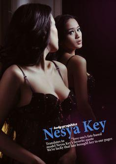 Models: Neysa Key Location: Takes Mansion, Jakarta