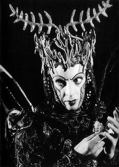 Robert Helpmann as Oberon in A Midsummer Night's Dream, 1937