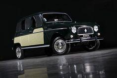Renault 4 Parisienne – 1967  C'était la voiture de Mme Pompidou ;-)