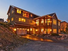 Bearpath Lodge! Host your next vacation/family retreat at Bearpath Lodge!