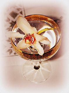 Orchidee e Champagne