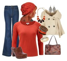 """That 70's Style- Autumn-Jolene Ugg"" by shemomjojo ❤ liked on Polyvore featuring Timing, Monkee Genes, Wooden Ships, CC, Wallis, AX Paris, Ice and UGG Australia"