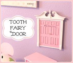DIY Tooth Fairy Door