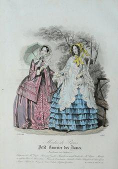 May, 1848 - Petit Courrier des Dames