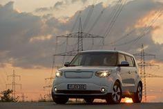 #Kia #Soul #EV - #SoulEV #electricvehicle #elektroauto #eMobility #auto #car #cars #sun