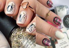 Some new nails art design by IG : ohmygoshpolish New Nail Art Design, Nail Art Designs, Nails, Finger Nails, Ongles, Nail Designs, Nail, Nail Manicure