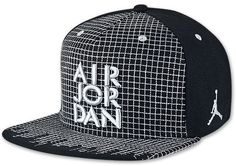 Nike Air Jordan IV Sneaker+ Snapback Hat