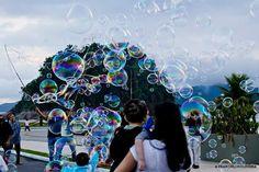 Encontro de Bolhas de Sabão volta a colorir Belo Horizonte