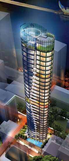 Oxley Tower – A Freehold Development by Oxley Consortium Pte Ltd Singapore | New Condo
