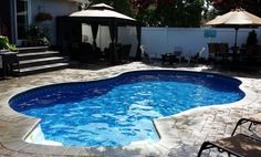 Clover Home Leisure Radiant Pools Offers Rochester Ny The Ability To Put A Swimming Pool Inground Or Above Ground