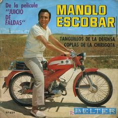 Manolo Escobar, Motos Trial, Small Motorcycles, Motor Scooters, Moto Guzzi, Mini Bike, Motorcycle Bike, Cool Bikes, Harley Davidson