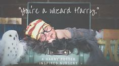 Create the perfect Harry Potter nursery with items you already have Turn To Page 394, Harry Potter Nursery, The Sorcerer's Stone, Rugrats, Baby Photos, Hogwarts, New Baby Products, Create, Future