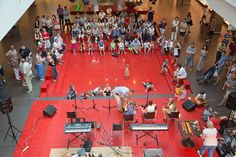 Koncert szkoły Muzycznej Yamaha na zakończenie roku szkolnego. #koniecszkoły #galeriaecho