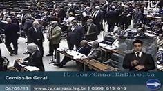 INÉDITO-Médico cubano denuncia Dilma Rousseff no congresso nacional