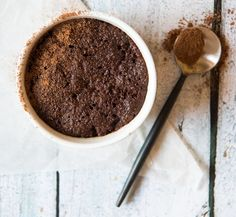 Quick and Easy Chocolate Mug Cake