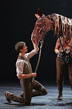 War Horse -- amazing broadway play!