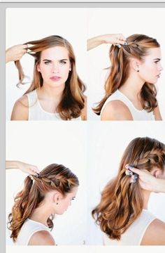 Easy Way To Do Your Hair!!!