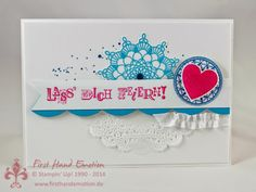 Stampin' Up! by First Hand Emotion: IN{K}SPIRE_me Challenge #150: Say goodbye to...