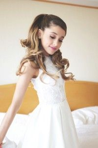 Ariana Grande Photoshoot