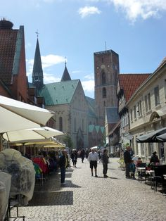 Innocents Abroad: Ribe
