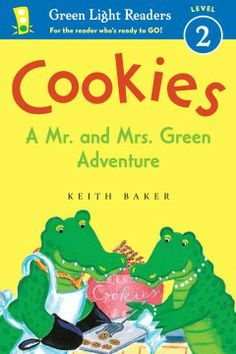 When Mr. Green wakes up from his nap, he finds fresh baked cookies and a note that says they are terrible and not to eat them.
