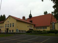 Suomineito.fi - valokuvia nähtävyydestä Outokummun kirkko (Outokumpu) - kuvia valokuvia