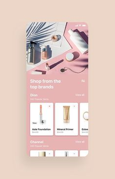 Cosmo Beauty App UI Kit is a pack of delicate UI design screen templates that will help you to design clear interfaces for beauty / cosmetic shopping app faster and easier. Compatible with Sketch App, Figma & Adobe XD Online Web Design, Flat Web Design, App Ui Design, User Interface Design, Website Design Layout, Web Layout, Layout Design, Website Designs, Design Design