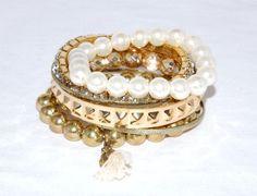 multi-strand bangles