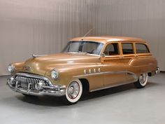 1950s Buick Station wagon