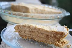Keeping Up With The Cyperts: Peanut Butter Pie