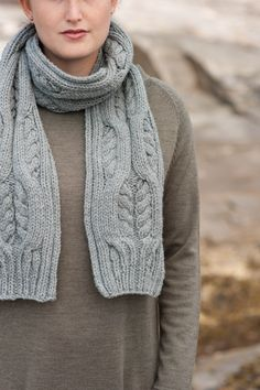 Samantha by Cecily Glowik MacDonald for Quince & Co.