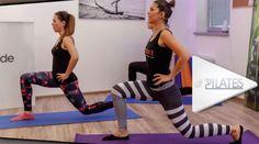 Cviky na doma online videá zadarmo Pilates, Detox, Bolesti Chrbta, Fitness, Pants, Pop Pilates, Trouser Pants, Women's Pants, Women Pants