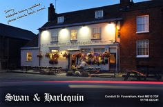 THE SWAN & HARLEQUIN   -   regular live music sessions. To see what's coming up check playinginfaversham.com