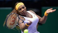 World number one Serena Williams beat Agnieszka Radwanska for the eighth time in eight matches to move ominously towards the semi-finals of the WTA Championships on Wednesday. Tennis News, Tennis Tournaments, Semi Final, Serena Williams, Tennis Racket, Number One, Finals, Robin, Confusion