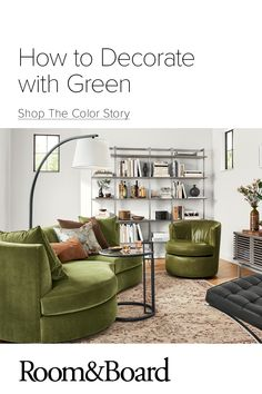 Bring in nature with earthy hues. Sleeper Sectional, Color Stories, Decorating Tips, Earthy, Outdoor Living, Accent Chairs, Your Style, Upholstery, Bedroom Decor