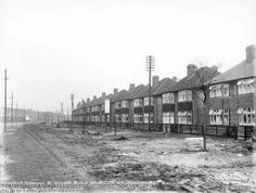 Osmaston Road  Derby 1937