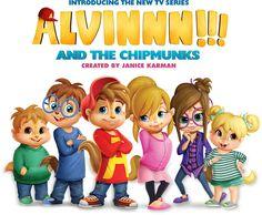 alvin and the chipmunks 2015 tv series | FOLLOW ALVINNN!!!