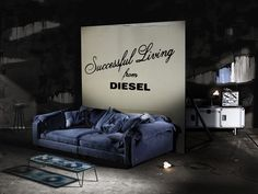 Diesel – Successful living   Massimo Gardone - Azimut Photo