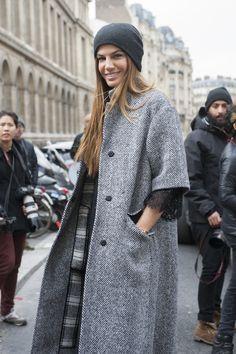 Modne czapki zimowe, fot. Imaxtree