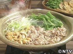 冬は毎晩食べても飽きないゾ!「水菜と豚肉のハリハリ鍋」のレシピを紹介!