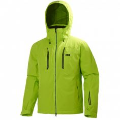 LAZER JACKET - Weather protection and Primaloft insulation for an enjoyable mountain experience. SHOP - http://bit.ly/1Ad9ADe
