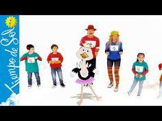 Dúo Tiempo de Sol - Una vez me encontré - YouTube Brain Breaks, Youtube, Spanish, Preschool, Family Guy, Tic Tac, Kids Songs, Music Is Life, Sun